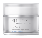 Age-Prevent Night Cream 50 ml (Normal to dry skin)