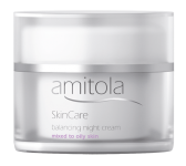 Balancing Night Cream 50 ml (Mixed to oily skin)