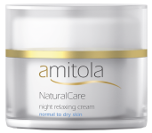 Night Relaxing Cream 50 ml (Normal to dry skin)